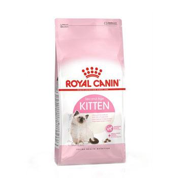 غذای خشک گربه کیتن رویال کنین