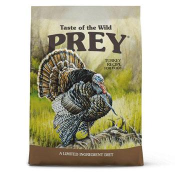 غذای خشک سگ بالغ Turkey Limited Taste Of The Wild