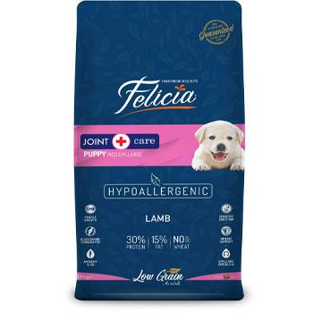 غذای خشک فلیسیا مدل puppy medium & large