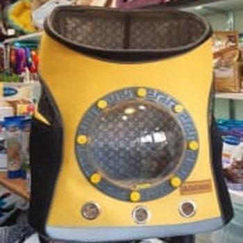 کوله فضایی مناسب برای سگ و گربه تا وزن 6 کیلوگرم