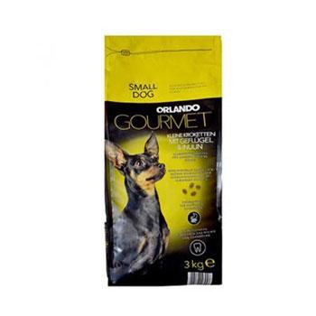 غذای خشک مخصوص سگهای اسمال اورلاندو