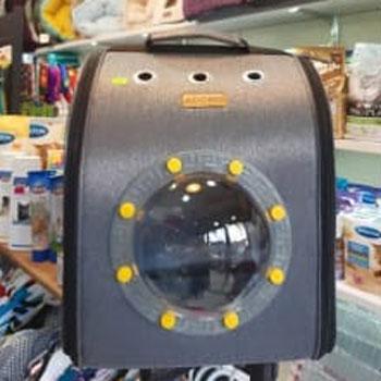 کوله فضایی مناسب برای سگ و گربه تا وزن 5 کیلوگرم