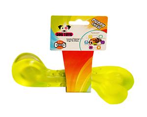 اسباب بازی دندان گیر طرح استخوان رنگی