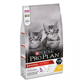 غذای خشک گربه پروپلن مدل Original Kitten