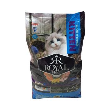 غذای خشک گربه رویال فید مدل kitten 7 کیلو