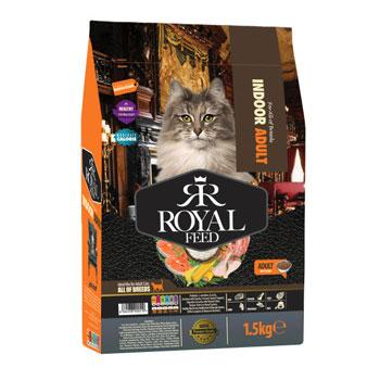غذای خشک گربه رویال فید مدل Indoor Adult
