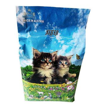 غذای خشک گربه دیامانت مدل Kitten