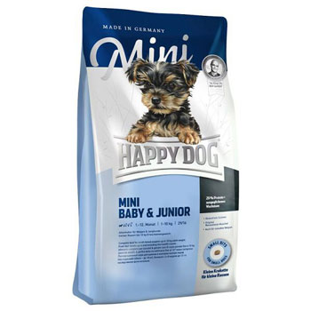 غذای خشک هپی داگ Happy Dog Mini Baby & Junior